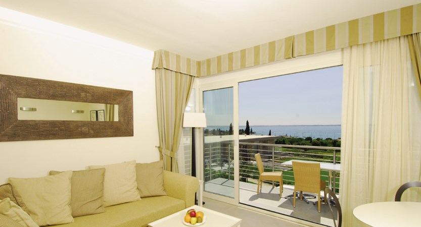 Parc Hotel Germano, Suite with Balcony (1)