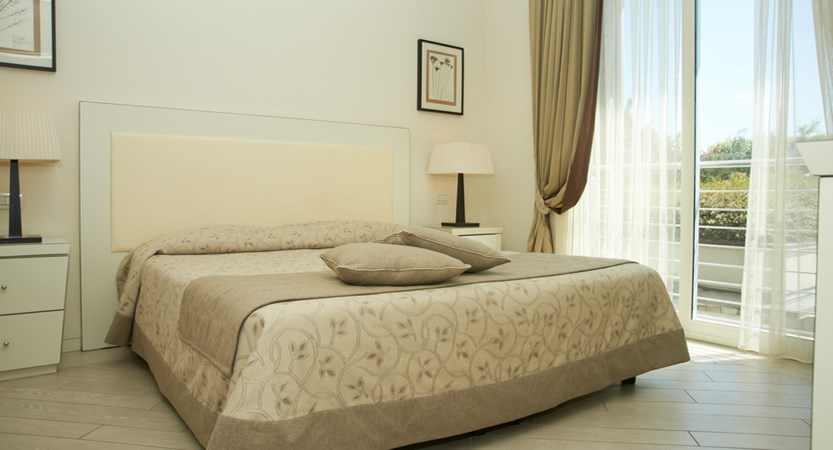 Parc Hotel Germano, Suite with Balcony