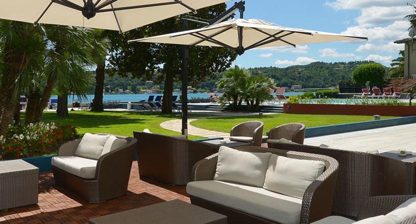 Hotel Salo Du Parc, Outdoor Lounge