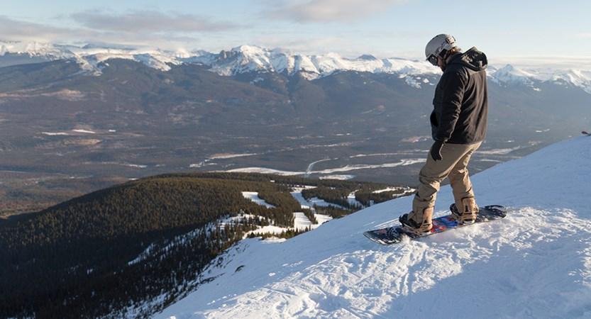 Tres Hombres Marmot Basin Jasper snowboarder views (1).jpg