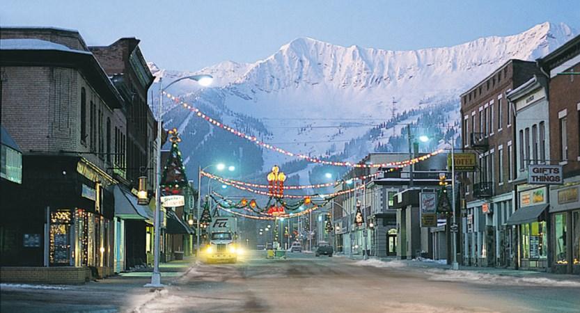 fernie canada town