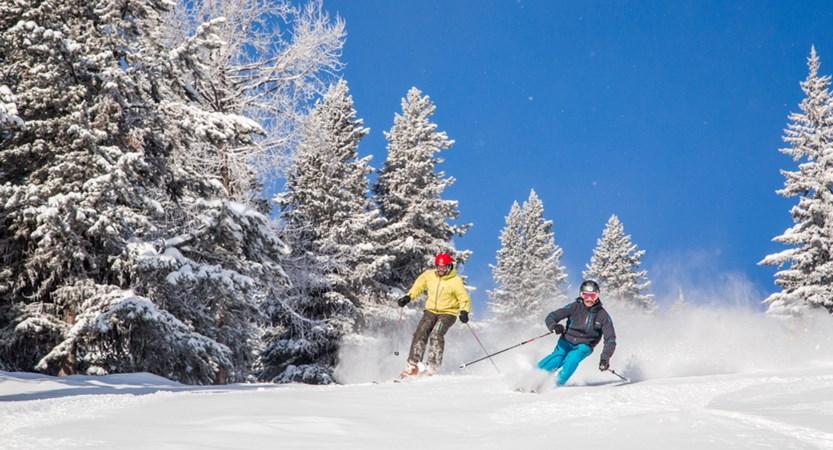 Tree Skiing Kimberley canada