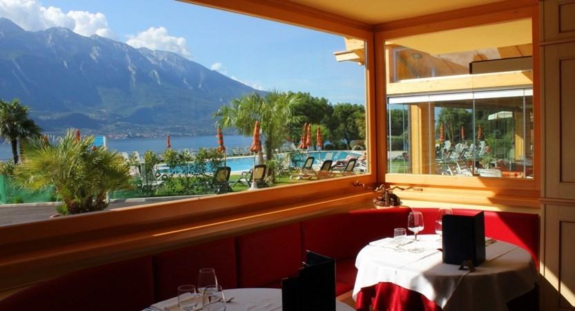 Hotel Du Lac, Restaurant View