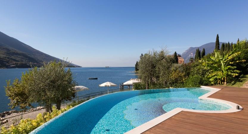 Hotel Maximilian, Pool Terrace
