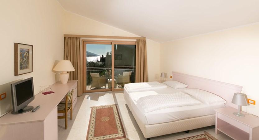 Hotel Maximilian, Room with Balcony and Lake View