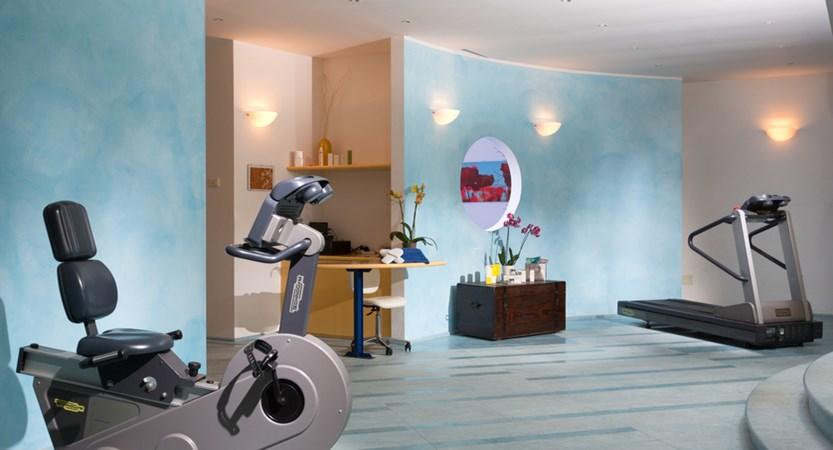 Hotel Maximilian, Fitness and Spa Area