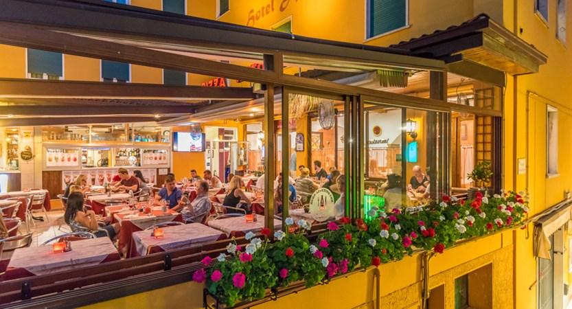 Hotel Alpino, A La Carte Pizzeria