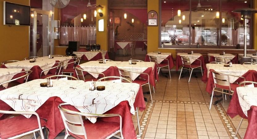 Hotel Alpino, Breakfast Room