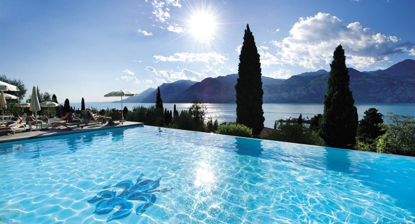 Hotel Bellevue San Lorenzo, Infinity Pool