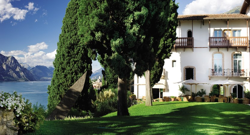 Hotel Bellevue San Lorenzo, Garden View