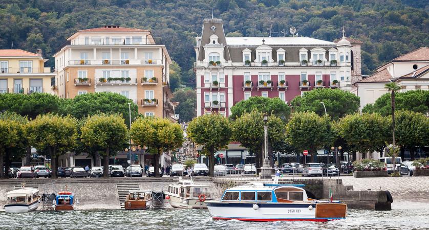 Hotel Milan Au Lac