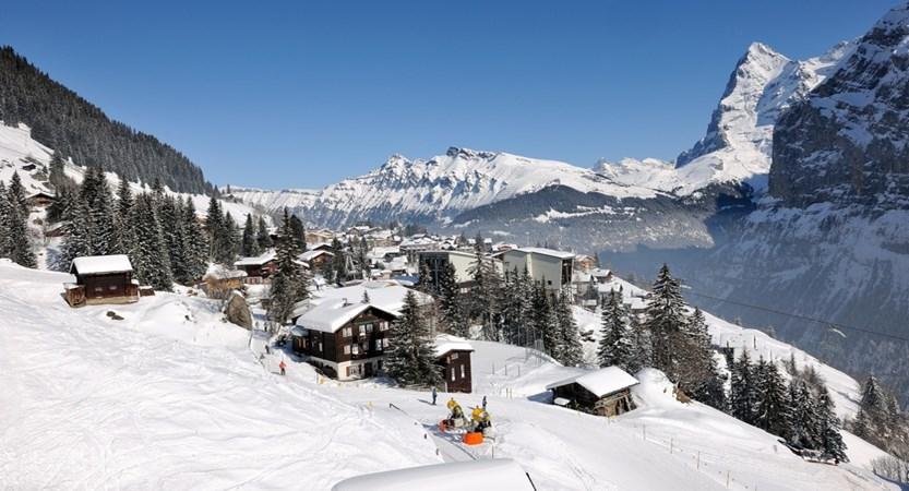 Mürren Switzerland