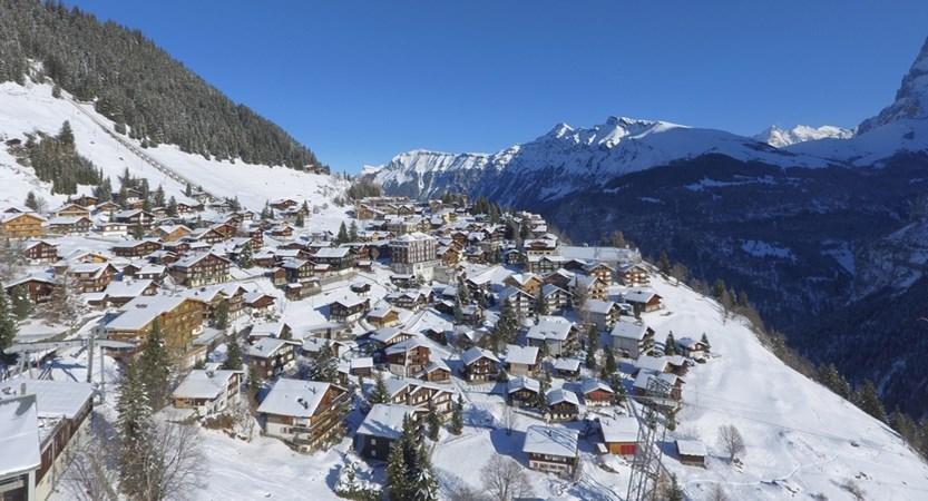 Mürren Switzerland Centre