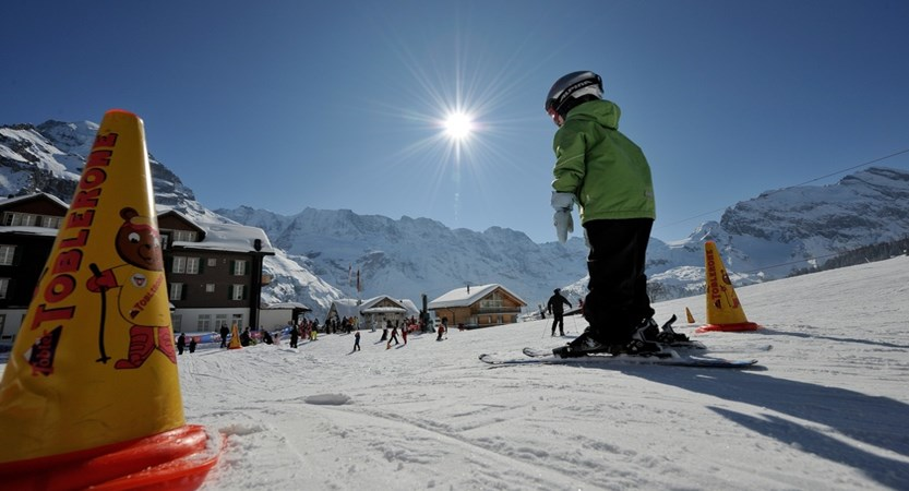 Ski School  Mürren Switzerland