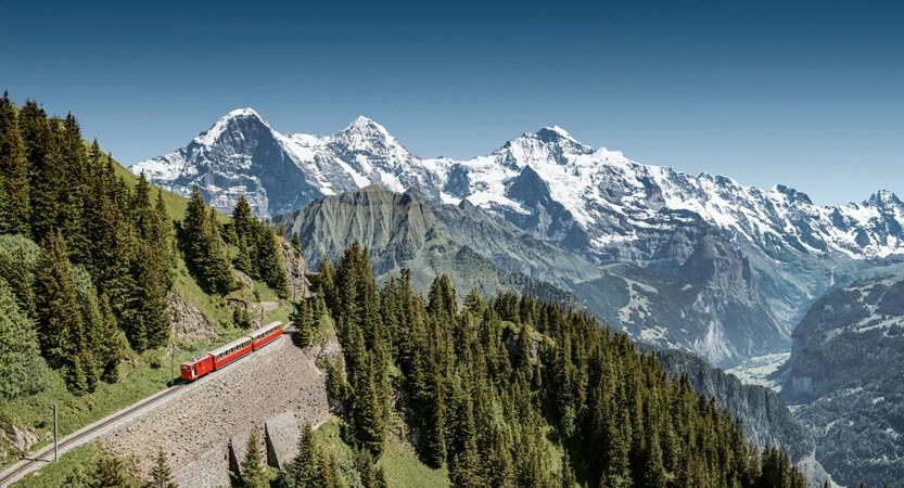 Schynige Platte Cog Railway