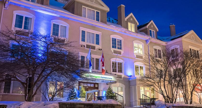 Holiday Inn Express & Suites Tremblant exterior.jpg