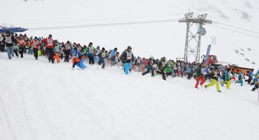 Schatzsuche Run Grindelwald Switzerland