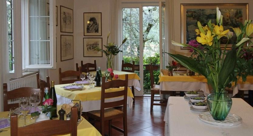 Hotel Degli Olivi, Dining Room