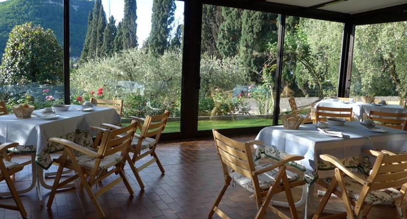 Hotel Degli Olivi, Dining Room View