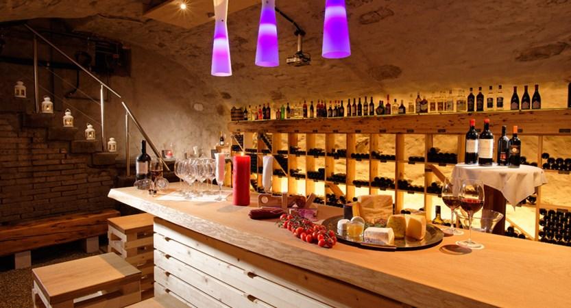 Wine Cellar Hotel Bären Bernese Oberland Switzerland Wilderswill