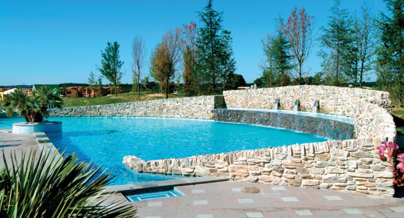 Parc Hotel Peschiera, Pool