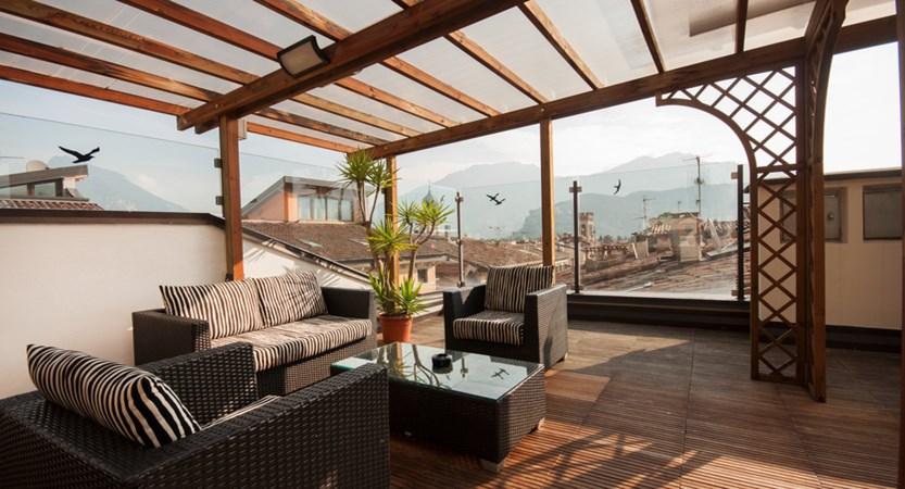 Hotel Antico Borgo, Rooftop Terrace (1)