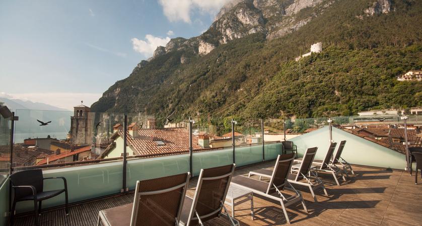 Hotel Antico Borgo, Rooftop Terrace