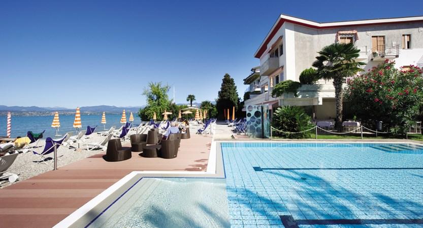 Hotel Du Lac, Pool