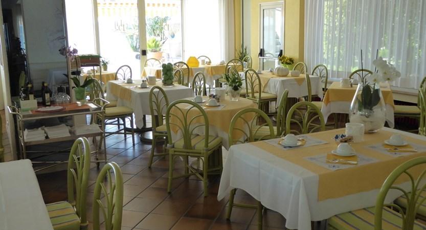 Hotel Du Lac, Breakfast Room