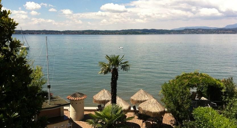 Hotel Du Lac, Beach View