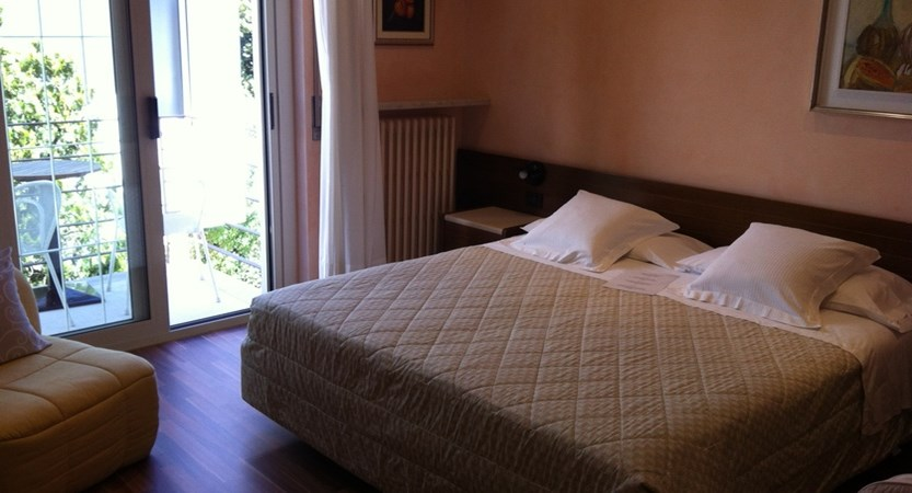 Hotel Du Lac, Room with Garden View