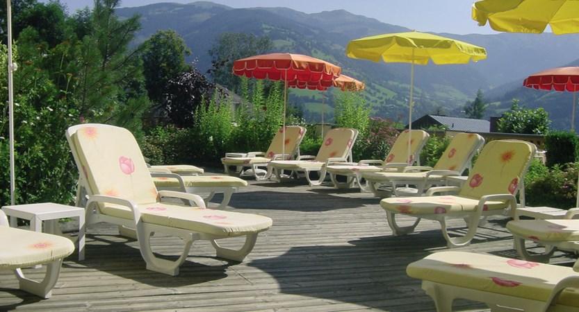 Hotel Berner Zell Am See Austria Terrace (1)