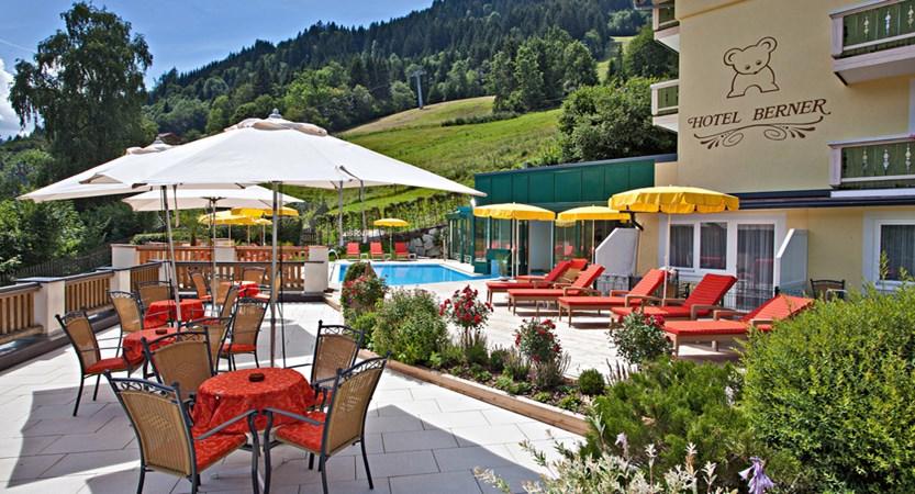 Hotel Berner Zell Am See Austria Terrace