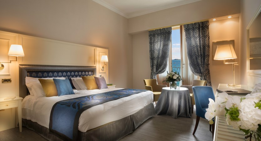Grand Hotel Gardone, Superior Double Room