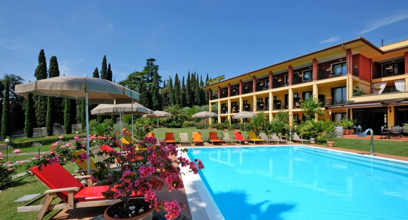 Hotel Villa Madrina, Pool