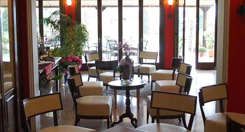 Hotel Villa Madrina, Lounge
