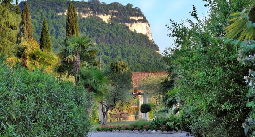 Hotel Villa Madrina, Gardens