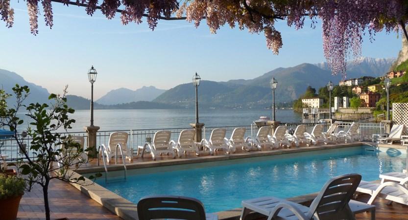 Hotel Bellavista, Poolside Terrace