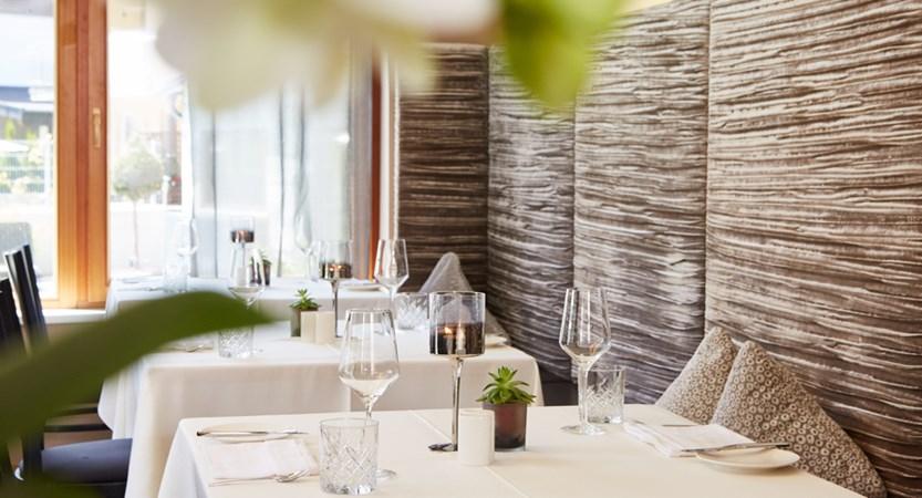 Huber's Boutiquehotel Mayrhofen Austria Restaurant