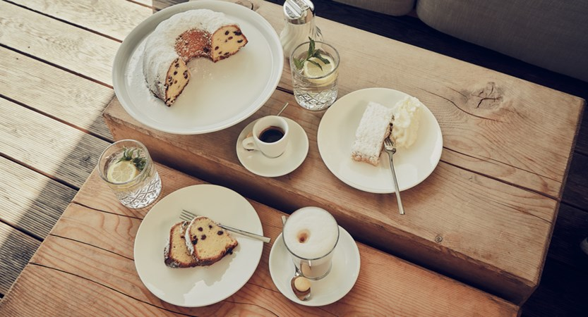 Huber's Boutiquehotel Mayrhofen Austria Food