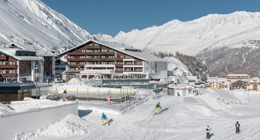 Hotel Alpina Deluxe Resort Obergurgl Austria Exterior (1)