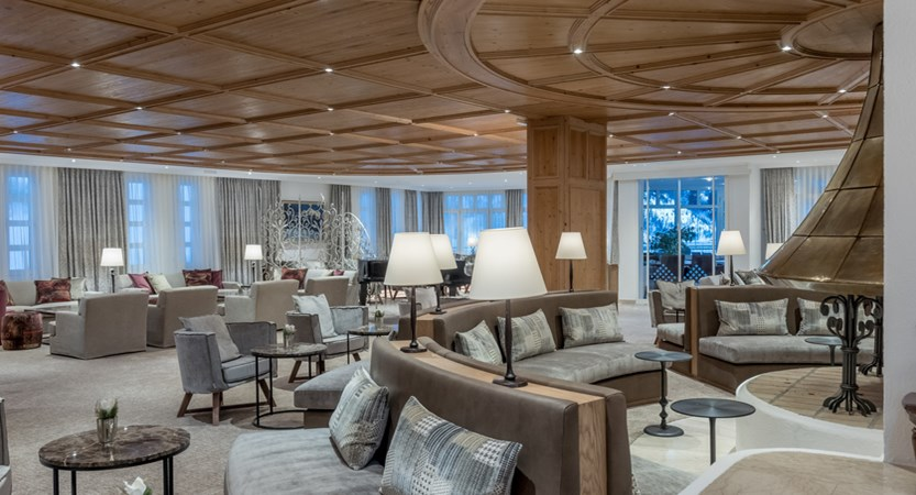 Hotel Alpina Deluxe Resort Obergurgl Austria  Lobby (1)