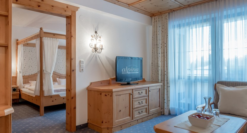 Hotel Alpina Deluxe Resort Obergurgl Austria F Room