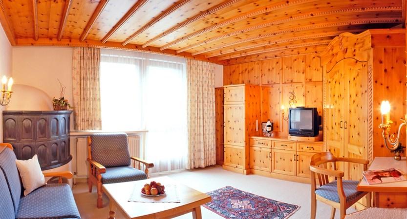 Hotel Alpina Deluxe Resort Obergurgl Austria G Room