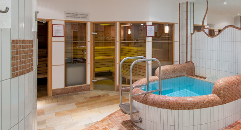 Hotel Alpina Deluxe Resort Obergurgl Austria Plunge Pool