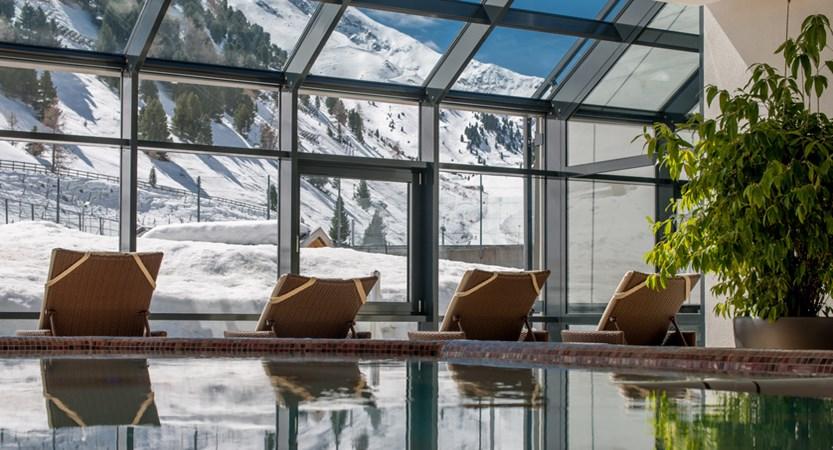 Hotel Alpina Deluxe Resort Obergurgl Austria Loungers