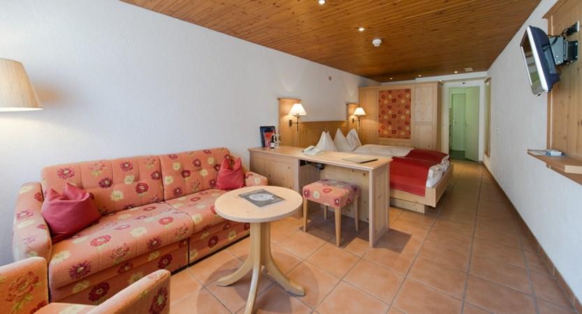 superior bedroom lounge area