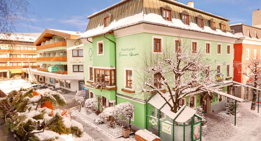 Hotel Grüner Baum Zell am See Austria (1)