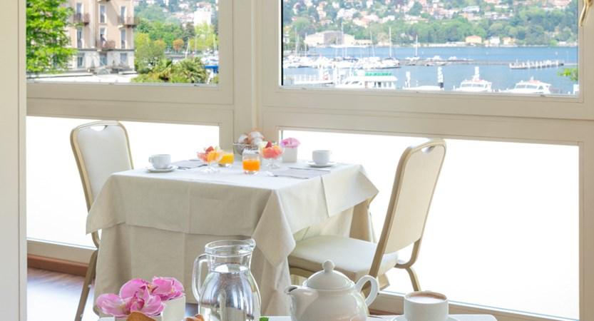 Hotel Barchetta, Breakfast View