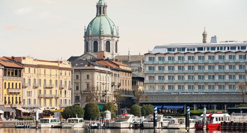 Hotel Barchetta, Exterior Harbour